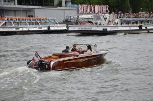 A lovely boat.
