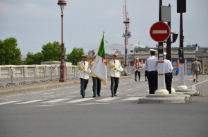 Algerians. The French far right apparently melted down over their inclusion.