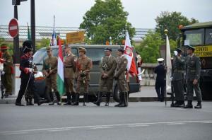 Love the Polish dress uniforms.