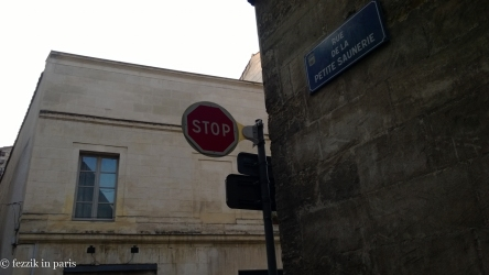 ...a stop sign?