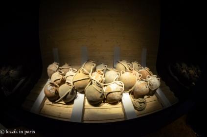 Amphorae.
