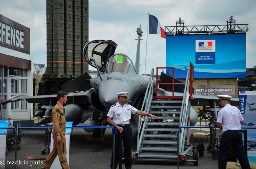 The new Rafale.