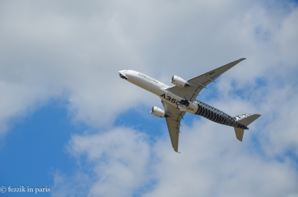 The A350.