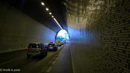 It certainly seems like a long tunnel when one is in it.