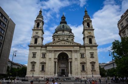 Saint-Istvan's Basilica. Another big damn church.