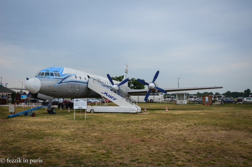 An old (but used until surprisingly recently) turboprop airliner.