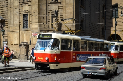 Prague has some interesting-looking trams as well.