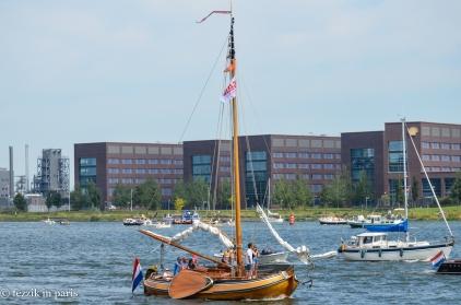 A very nice Dutch-style boat.