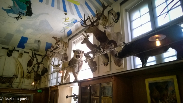 The main stuffed animal gallery.
