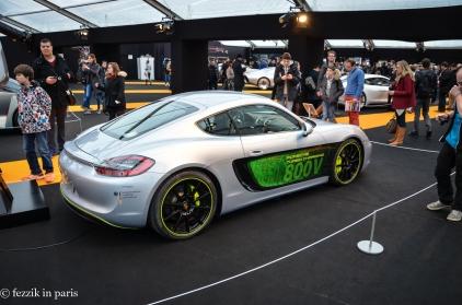 A more modern Porsche.