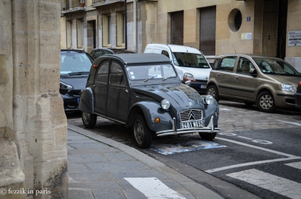 Another 2CV.