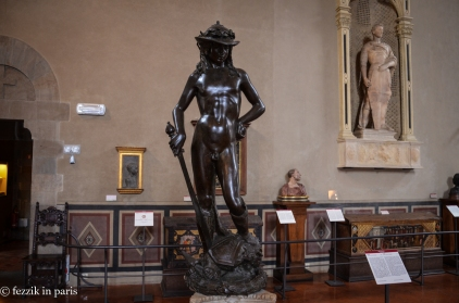 Donatello's David.