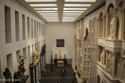 The excellent Grande Museo del Duomo.