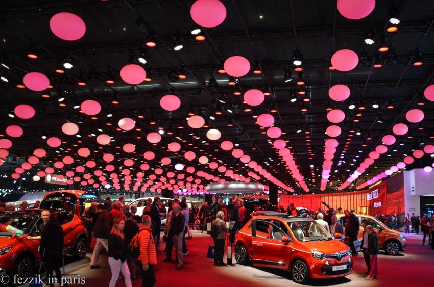 I like Renault's balloon ceiling.