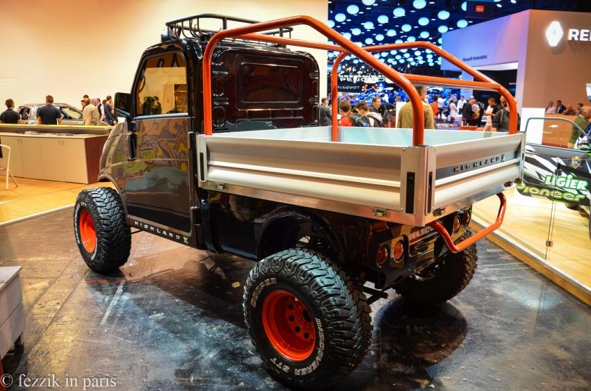 It's a mini-pickup-truck-thing.
