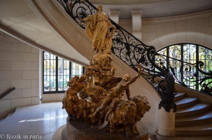 Nice statue.