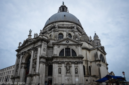"Basilica di Santa Maria della Salute, otherwise known as ""hey sky fairy, thanks for only murdering 66 percent of the city... If we build you a nice house, could you perhaps consider refraining from doing so again?"""