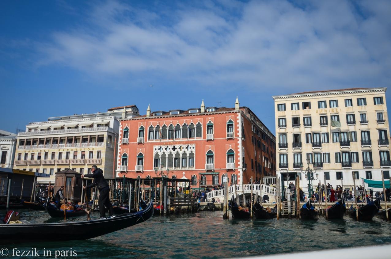 Arrivederci (again), Venezia.