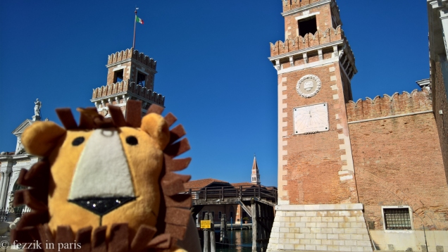 Marco believes in naval power. The Arsenale di Venezia is where he intends to acquire it.
