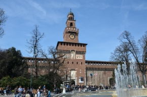 It's Sforza castle.