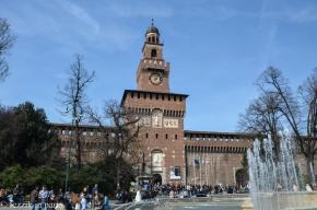 It's Sforza castle.