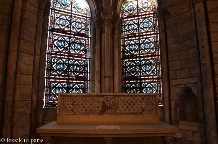 Chapelle saint Hilaire.