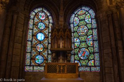 Chapelle saint Cucuphas.