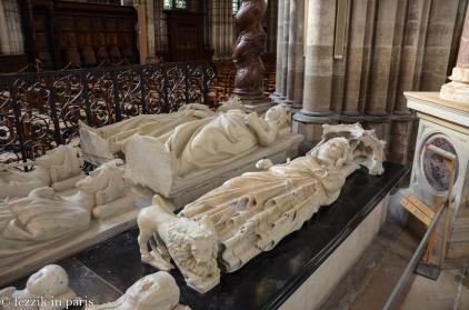 Robert II le Pieux (top left), Constance d'Arles (woman, top center), Louis X le Hutin.