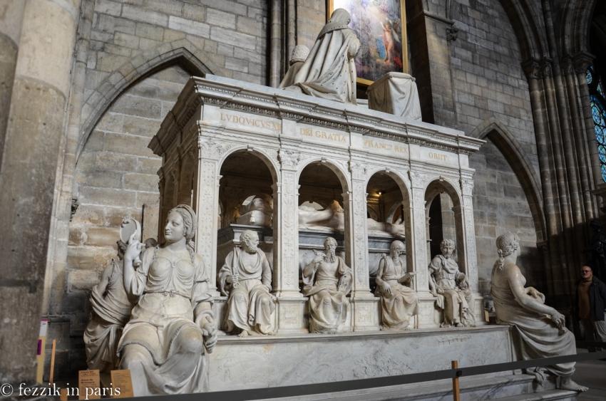 Louis XII and Anne de Bretagne.
