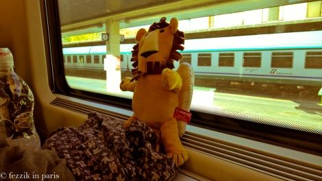 Marco bids Venice a fond arrivederci.